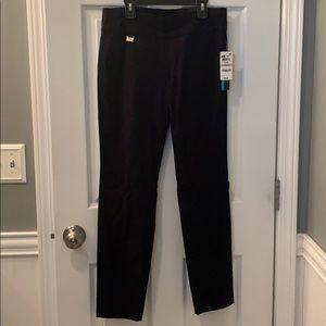 NWT Alfani Size 6S black Skinny Leg Pants